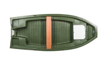 350 Bass Barques Aquapêche Plastiques Rigiflex Boat pqRSww5